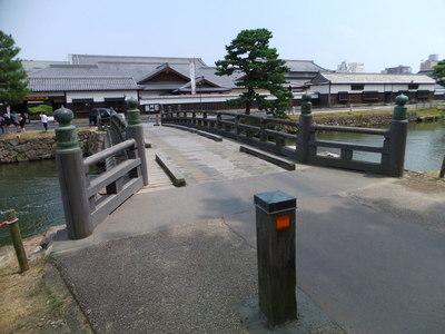 北惣門橋・松江歴史館