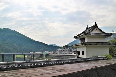 苧綿櫓(北西側)