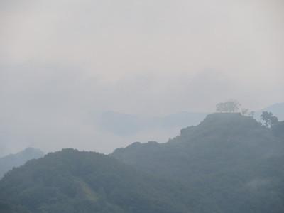 天空の城バッチ記念