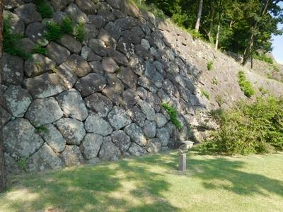 明治の石垣
