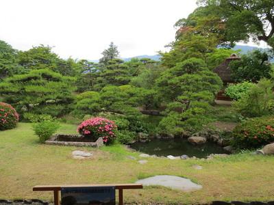 庭園(真田邸)