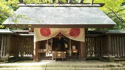 金ヶ崎宮本堂