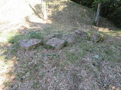 石垣の石材