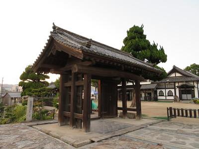 旧神辺城惣門