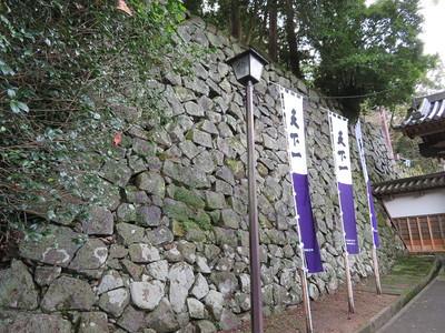 北大手門付近の石垣