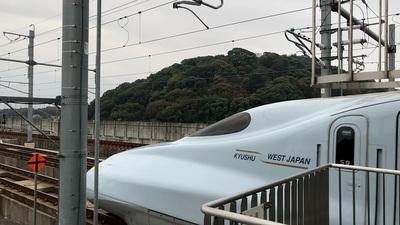 新鳥栖駅からの遠景