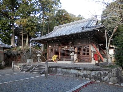 多比鹿(田光)神社