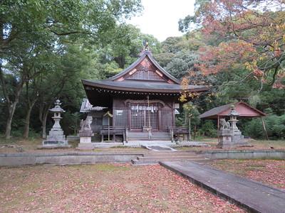 南豫護国神社
