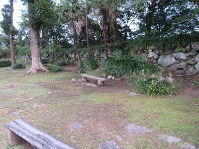 藤兵衛丸の石垣