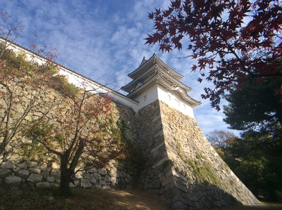 明石城巽櫓