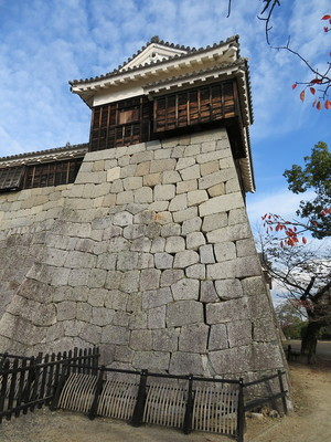 二の門南櫓