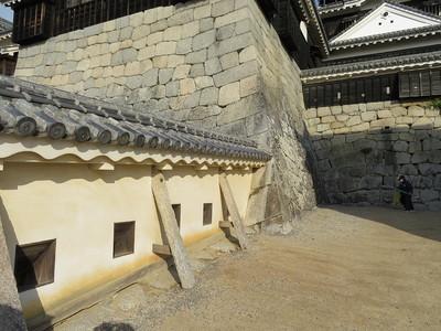 紫竹門東塀