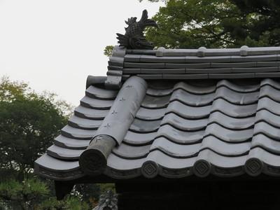 御霊屋門(佛心寺)