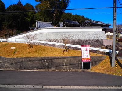 駐車スペース(34.8471678,136.0333261)◆西ノ城