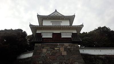 玖島城 板敷櫓②