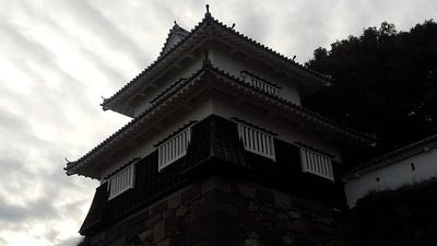 玖島城 板敷櫓④