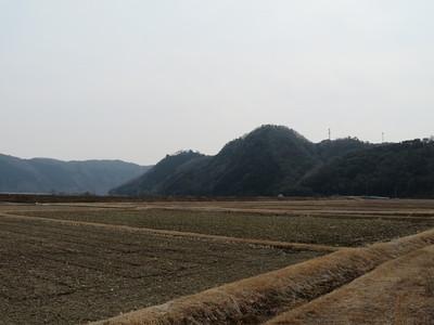 遠景(北側から)