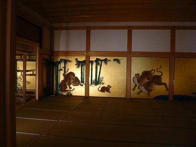 本丸御殿の内部