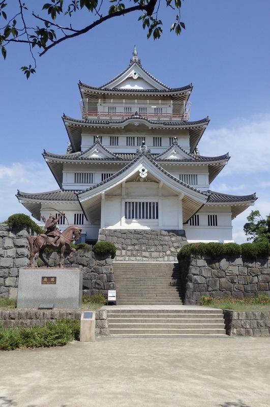 亥鼻城の写真:天守閣 | 攻城団
