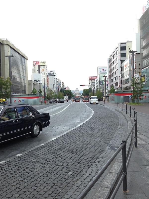 姫路駅前から