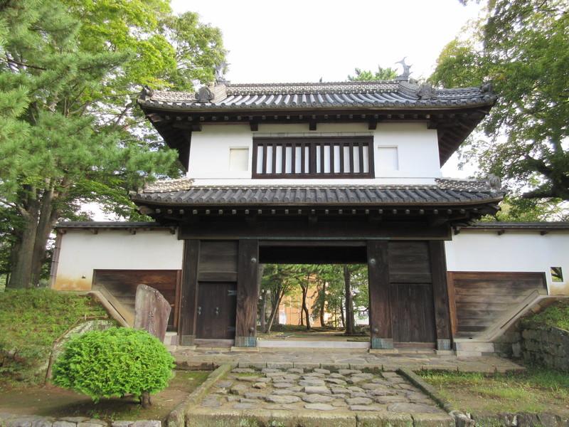 土浦城の写真:太鼓櫓門 | 攻城...