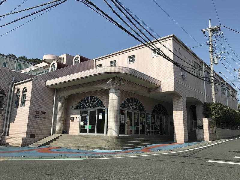 長津田幼稚園(陣屋跡)