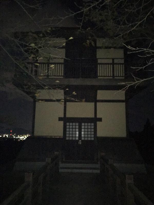 大森城模擬櫓