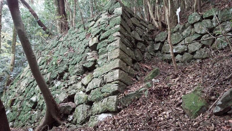二の丸櫓石垣