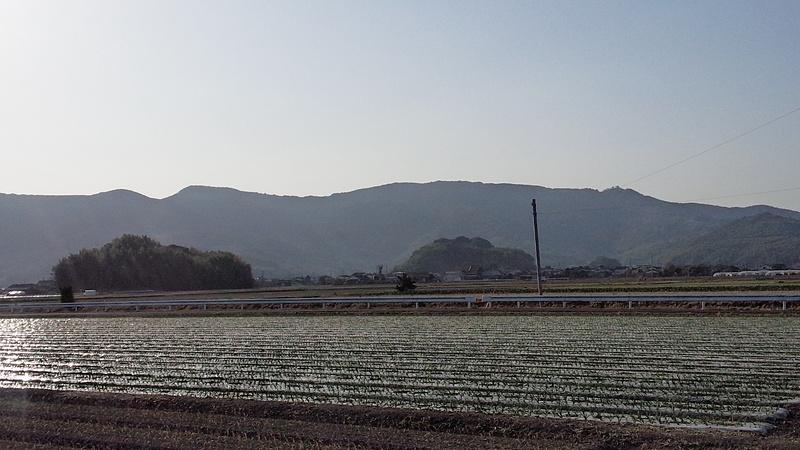 須古城と支城