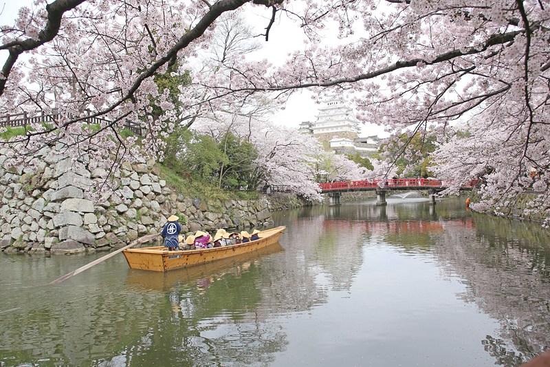 姫路藩和船「はりま」(内堀)