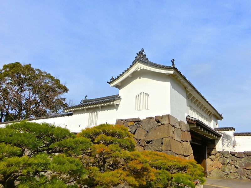 大手門の櫓