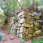 石垣◆本丸