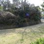 公園の裏側