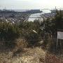 甲山経塚からの眺望