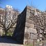 東大手門の石垣其の弐