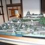 大洲城模型