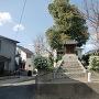清水門跡の祠