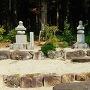 歴代坂戸城城主墓所