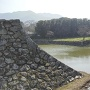 萩城 水堀