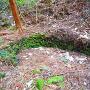 神福寺奥にある井戸跡