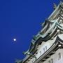 月夜の名城