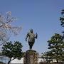 徳川家康像です。