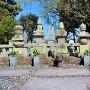 三好氏歴代の墓