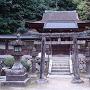 烏帽子形八幡神社 本殿