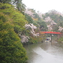 朝陽橋を望む