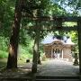 稲荷神社と鳥居