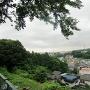 城址からの眺望