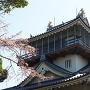 岩崎城 模擬天守
