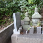 松井氏の墓