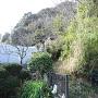 東の城登城道(稲荷神社参道)